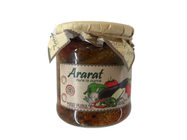 "Imam Bayaldi ""Ararat"" (450g)"